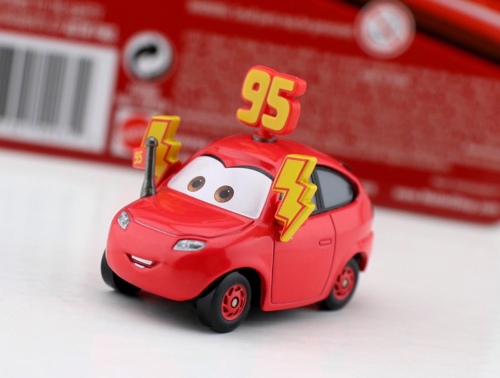Dan The Pixar Fan Cars 3 Maddy Mcgear
