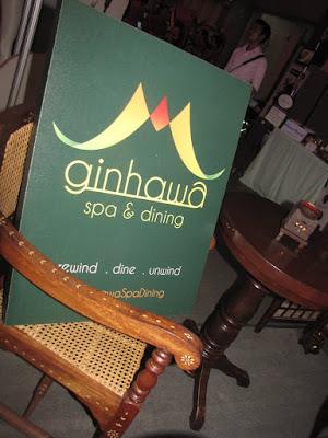 Ginhawa Spa & Dining