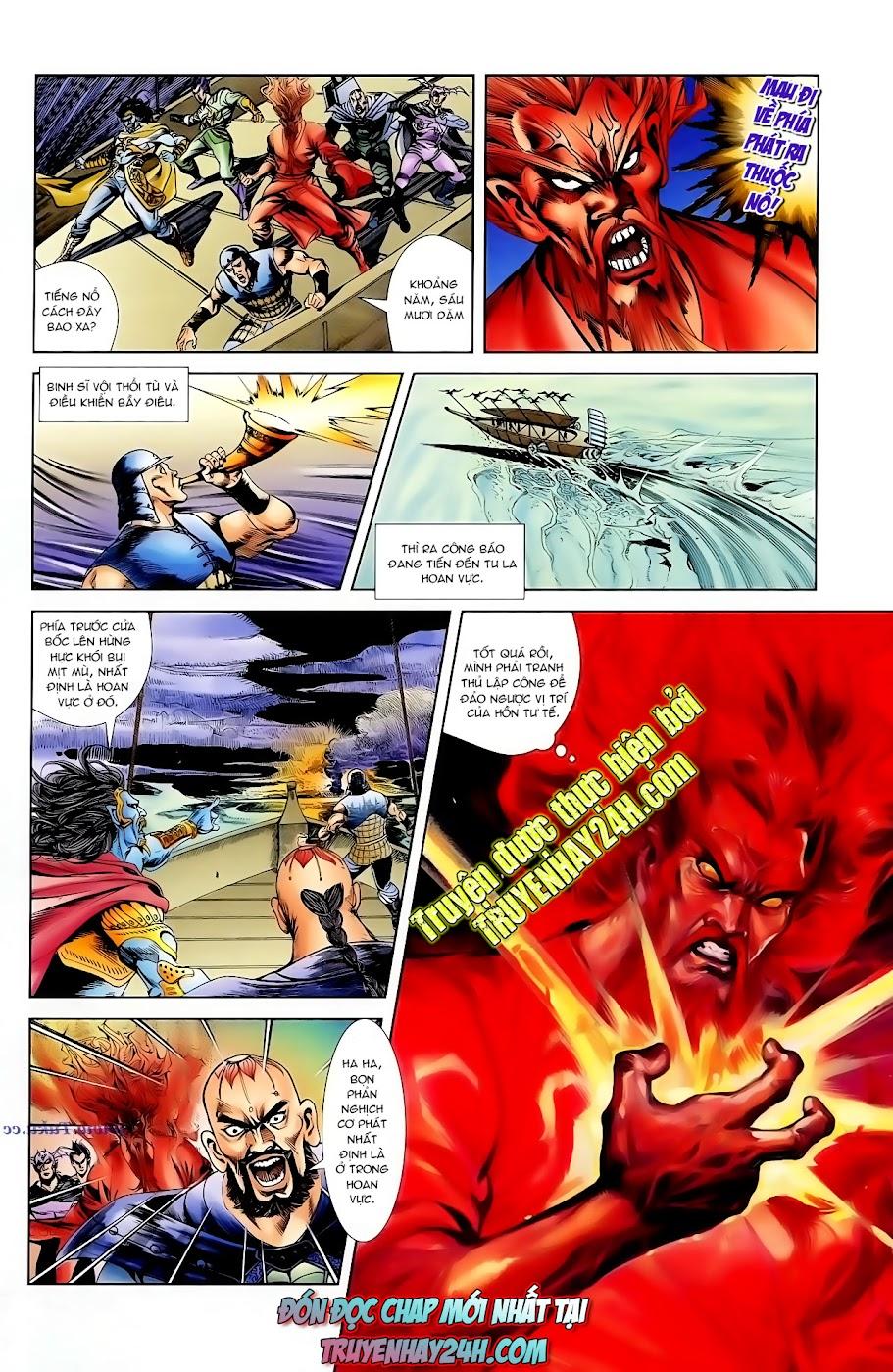 Cơ Phát Khai Chu Bản chapter 96 trang 30