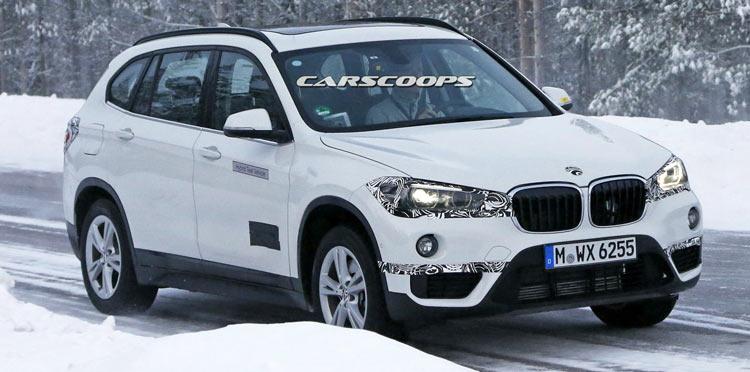 2015 - [BMW] X1 II [F48] - Page 17 2017-BMW-X1-Hybrid-755
