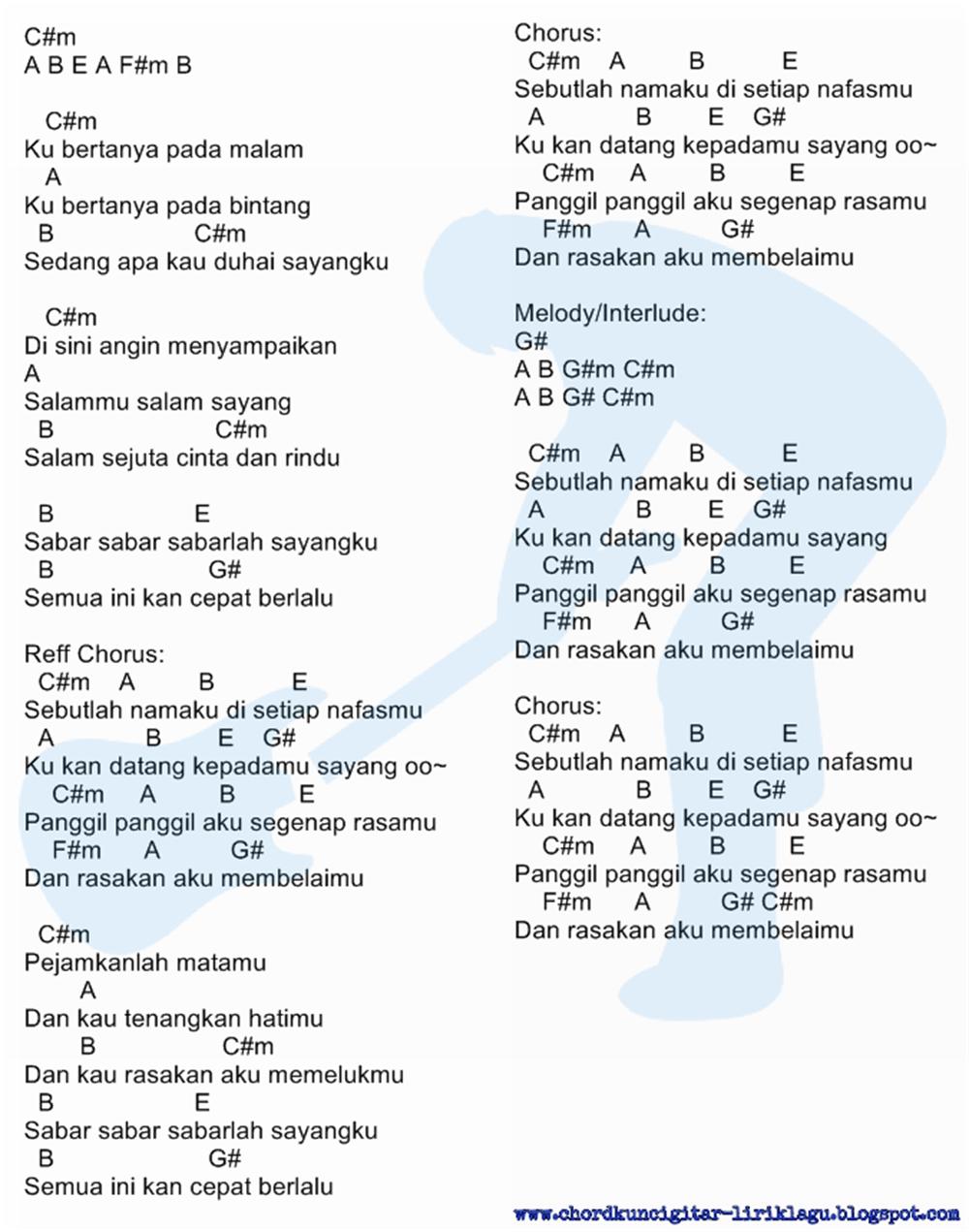 Chord Belum Punah : chord, belum, punah, Chord