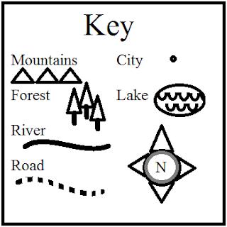 Classroom Freebies: Create a Map to Elaborate a Story