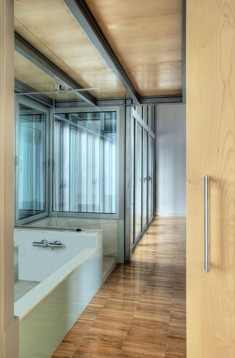 Hogares frescos casa de las hormigas por espegel fisac arquitectos - Casa de hormigas ...