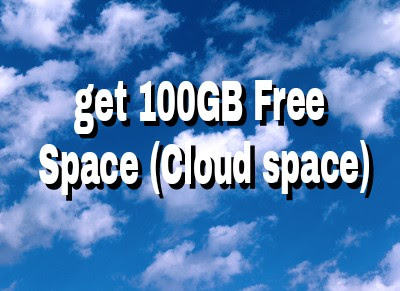 Free 100Gb Space