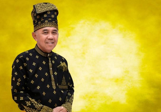 Andi Rachman Tidak Menapik Dirinya Mendapatkan Restu DPP Golkar Maju di Pilgub 2018