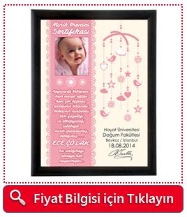 kız bebek hediyesi