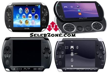 Daftar Harga PSP Sony Go Vita Slim Termurah Baru Bekas