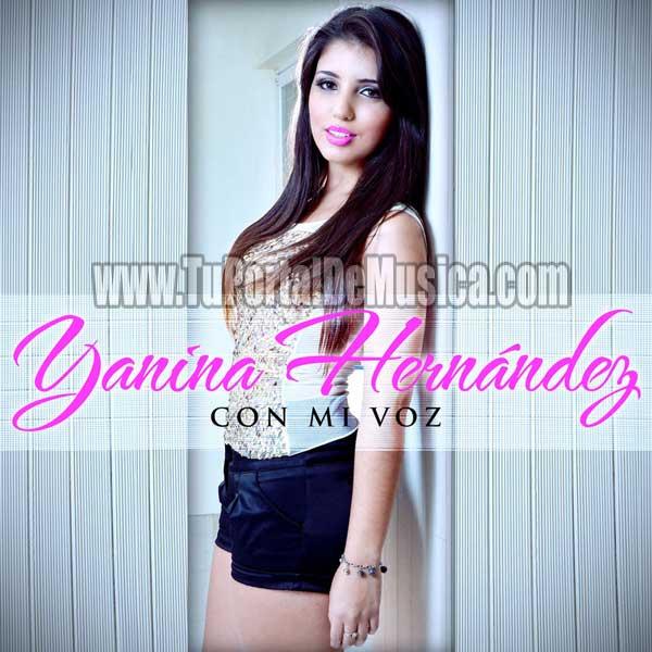 Yanina Hernandez - Con Mi Voz (2016)