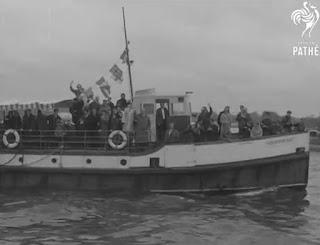Southampton pleasure boat