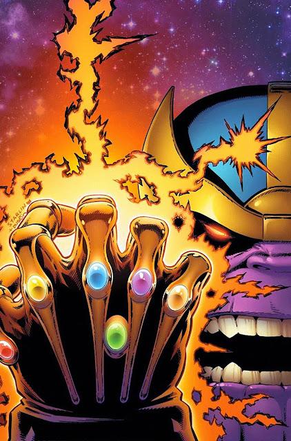 infinity gauntlet thanos