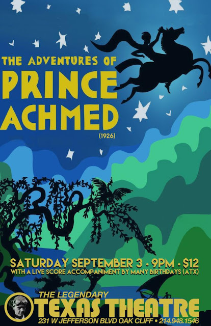 Many Birthdays Prince Achmed