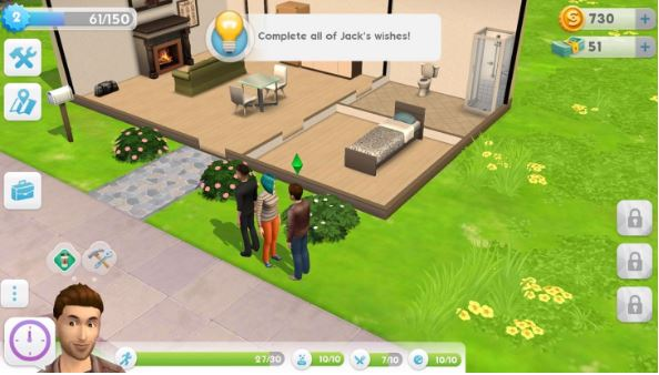 Cara Main The Sims Mobile di Android dan iOS