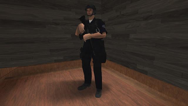 FND] LAPD SWAT Skin - Los Santos Roleplay