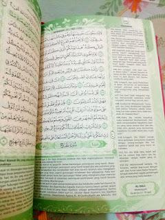 al-quran wanita arkadia