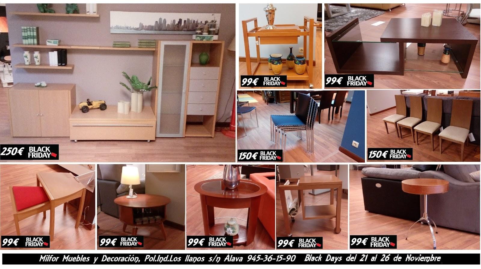 Muebles y decoracion de interiores - Black friday muebles ...