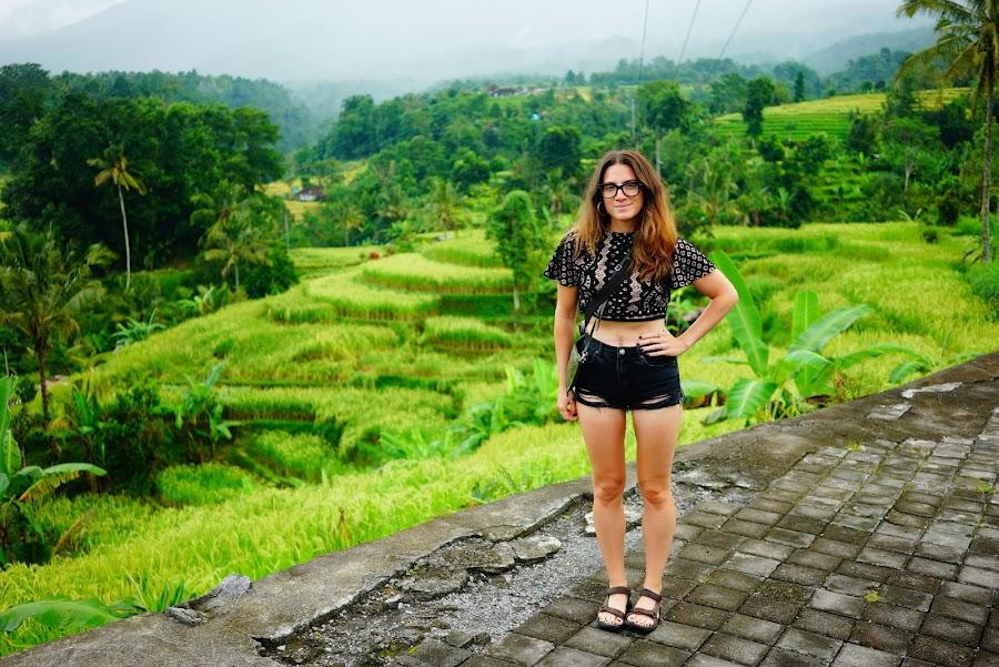 Jatiluwih rice terrace, Bali
