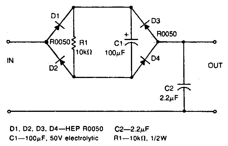 low pass filter circuit diagram basiccircuit circuit diagram