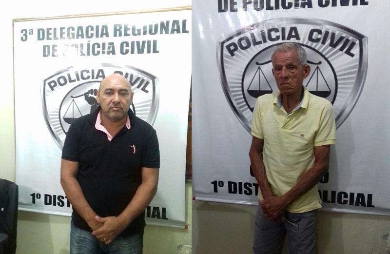 Dupla é presa tentando realizar saque com documentos falsos na Caixa Econômica de Chapadinha