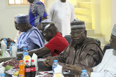 Photos From PDP Governors Meeting With Presidential Aspirants