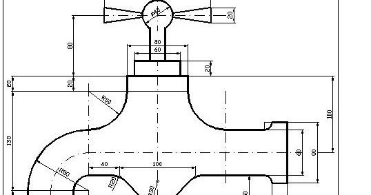 El rincón de la Tecnología: Dibujando en 2D con Autocad