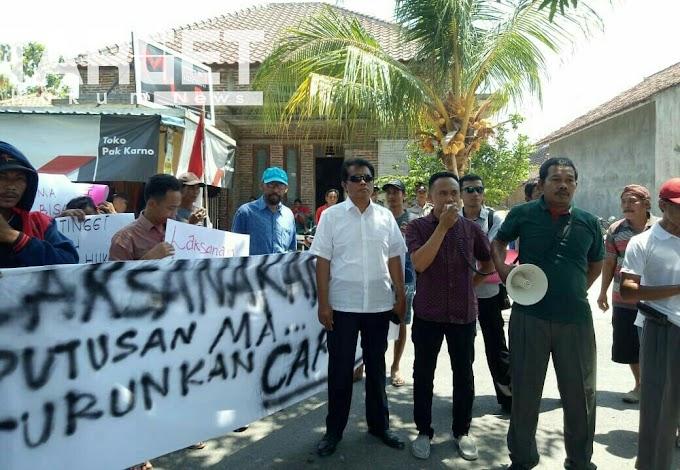 Putusan Resmi Dari MA : Membatalkan PTTUN Surabaya SK Sekdes Bolo Agung Kayen Pati