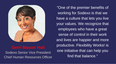 Sodexo Named a Top 100 Company for Remote Jobs in 2016 by