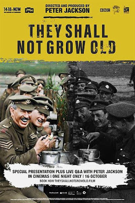 They Shall Not Grow Old 2018 Custom HD Sub