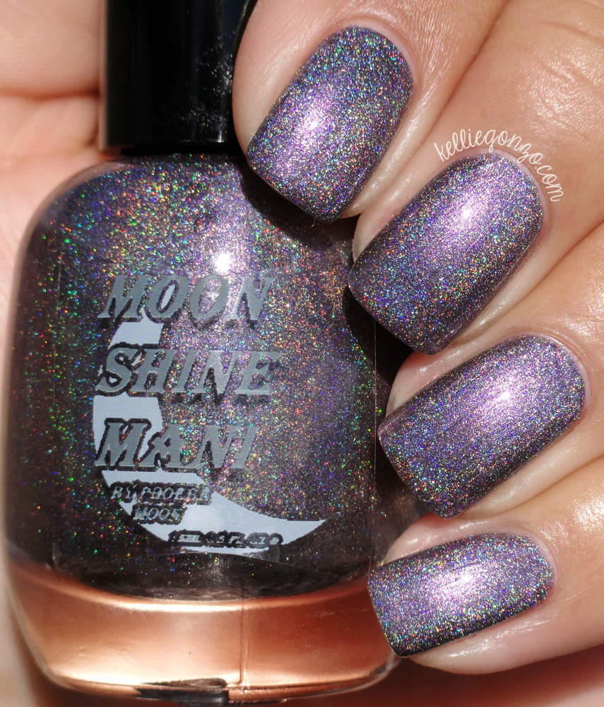 Moon Shine Mani The Naughty List