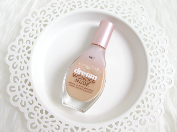 Maybelline New York - dream WONDER NUDE Hauchzartes Fluid Make-up - 20ml - 9.99 Euro