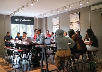 Kelas Keuangan Kedai Kopi Dasar 5758 Coffee Lab