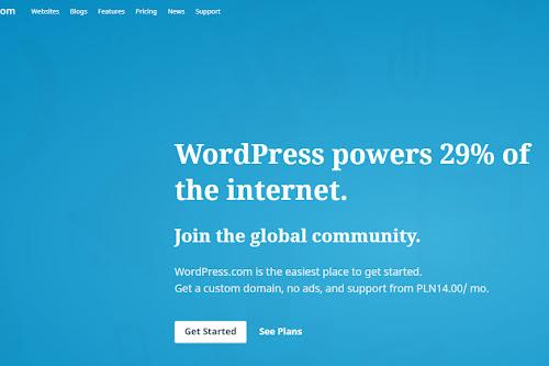 Jak założyć bloga na Wordpress