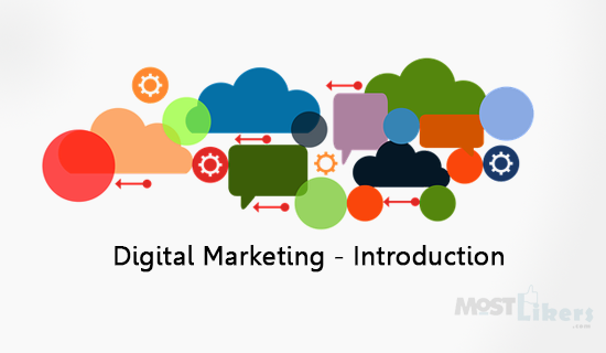 Digital Marketing - History and Now