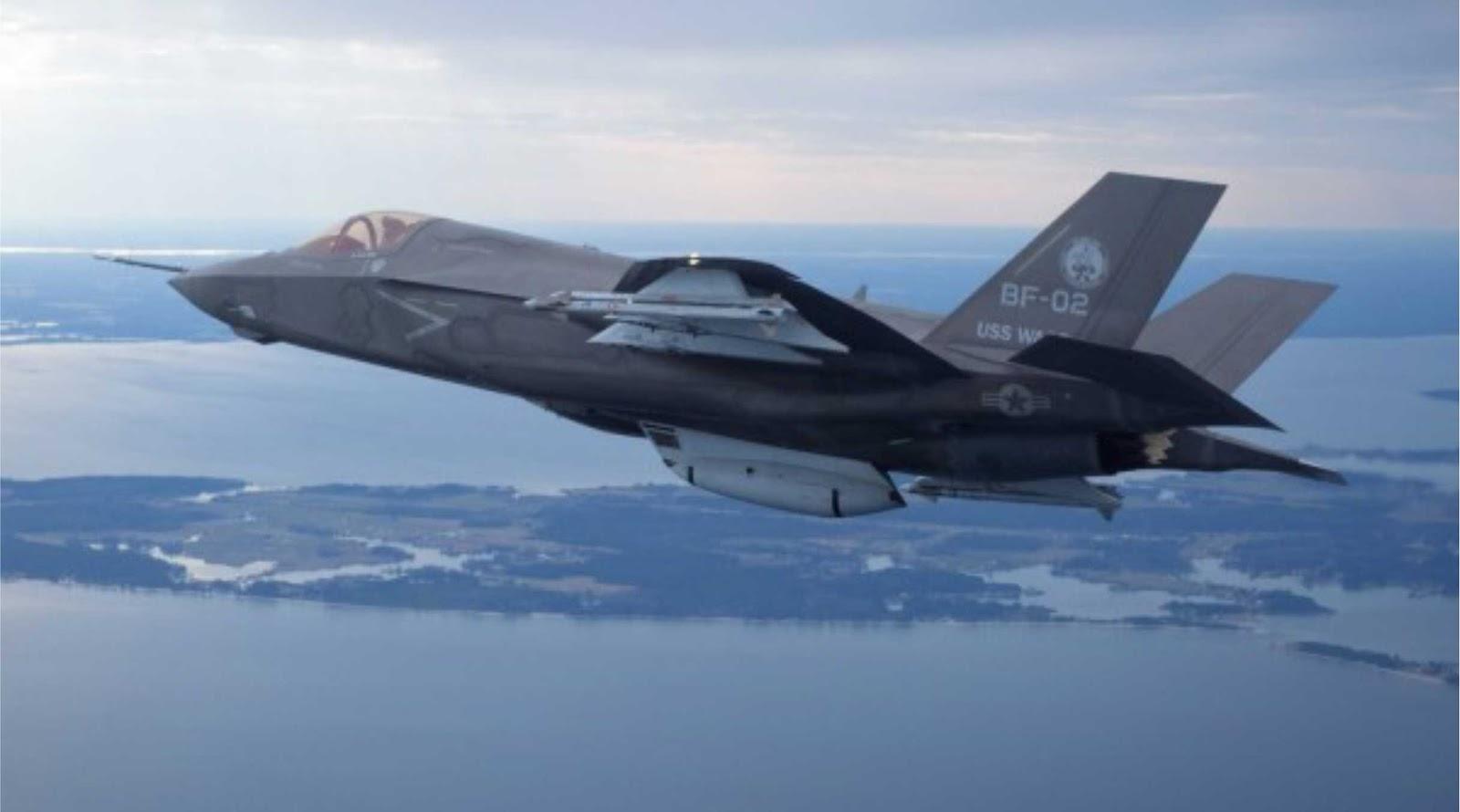 Belgia membeli jet F-35 AS bertentangan dengan kepentingan Eropa