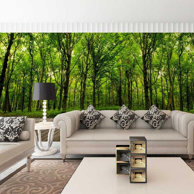 Murales de paisajes decorativos para salas for Sofa natura 6650