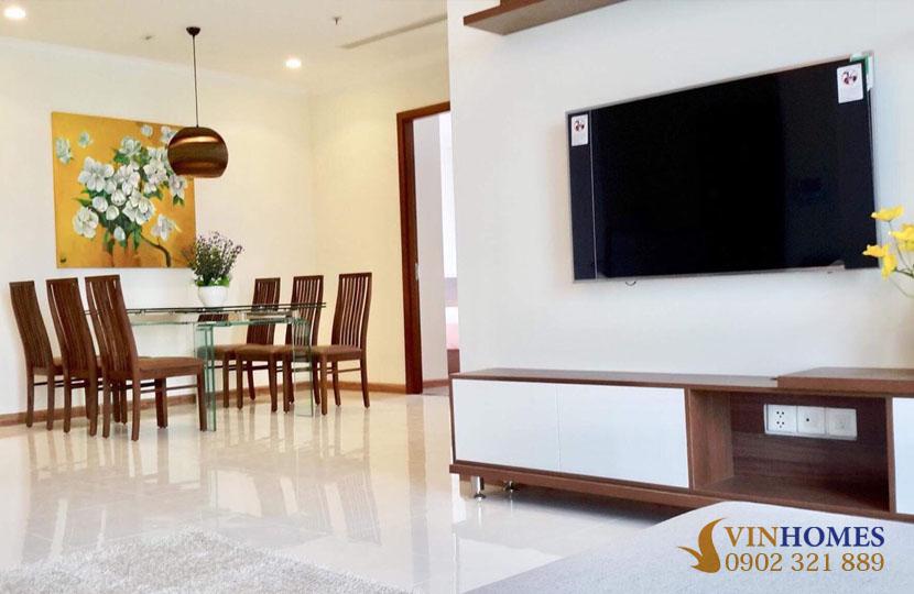 thuê căn hộ 4 phòng ngủ Landmark 1 tầng 15 nội thất đẹp hỗ trợ xem nhà