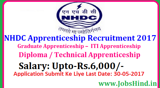 NHDC Apprenticeship Recruitment 2017