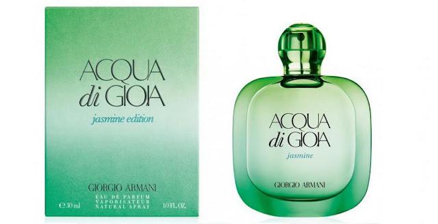 Parfummania жасминовое лето от Giorgio Armani