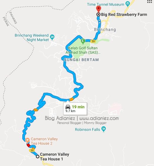 Holiday Cameron Highlands   Taman Agro Tourism Big Red Strawberry Farm & Cactus Valley