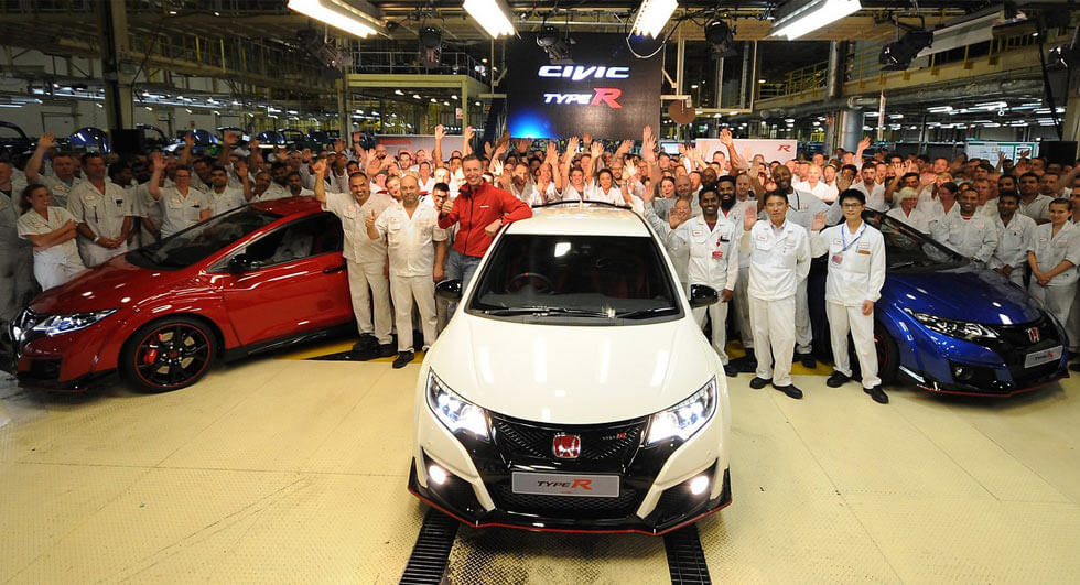 Honda Has Announced It Cannot Afford To Pay A Ten Percent Tariff On British Built Cars If The United Kingdom Returns World Trade Organization Rules When