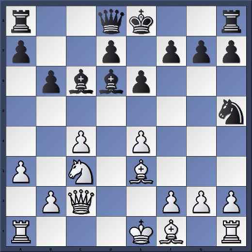 Affûter son calcul aux échecs