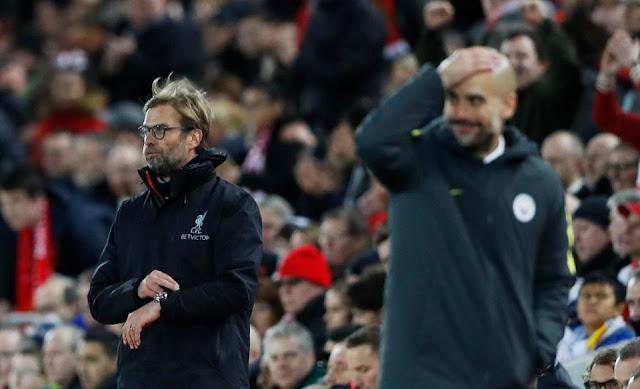 Liverpool Satu-satunya Penantang Manchester City di Musim Depan