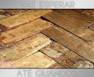 Renovar piso de madeira