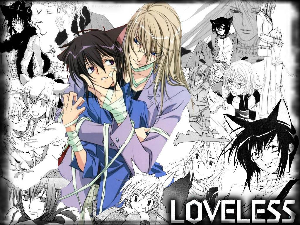 Moonlight Summoner's Anime Sekai: Loveless ラブレス (Raburesu)