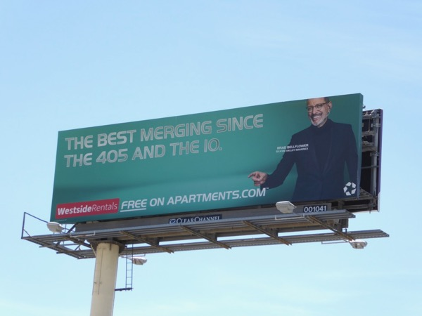 Westside Rentals Apartments Best merging billboard