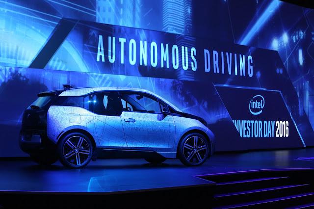 إنتل تستعد لإنتاج أسطول من السيارات ذاتية القيادة بعد إتمام صفقة الاستحواذ على شركة Mobileye
