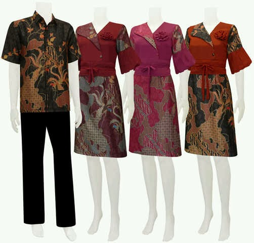 Merk Batik Keris: Qu: BATIK Dress & Batik Gamis