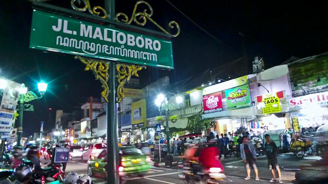 Tips cara ke Malioboro dari Stasiun Tugu atau Lempuyangan