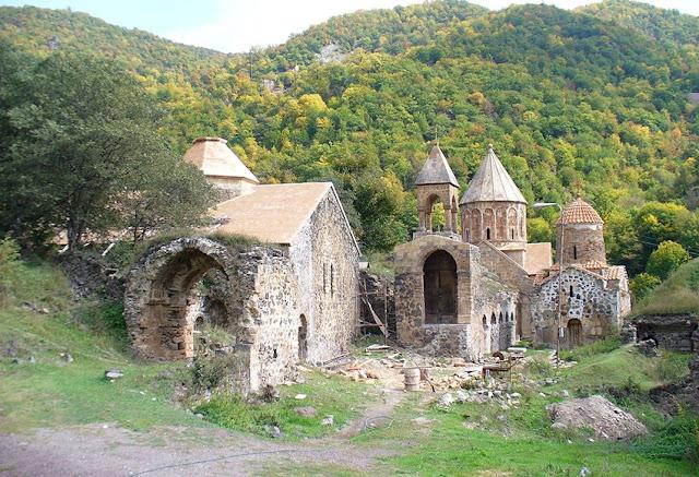 Comienzan excavaciones en el Monasterio Dadivank de Artsaj