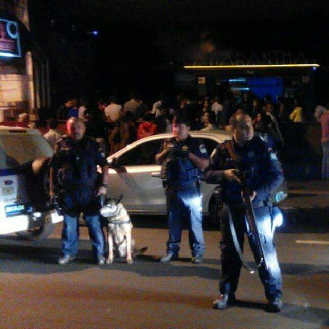 Operação de fiscalização interdita três estabelecimentos noturnos em Foz do Iguaçu (PR)
