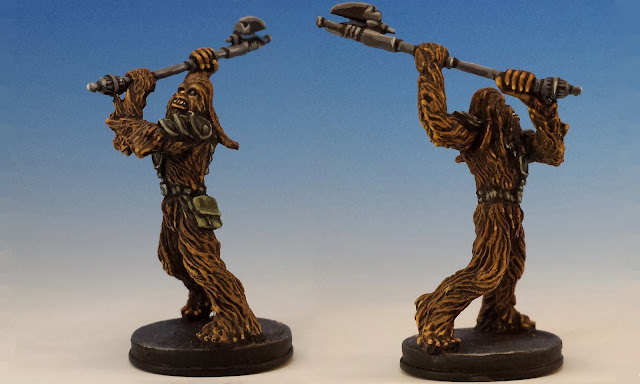 Gaarkhan, Imperial Assault FFG (2014, sculpted by Benjamin Maillet)